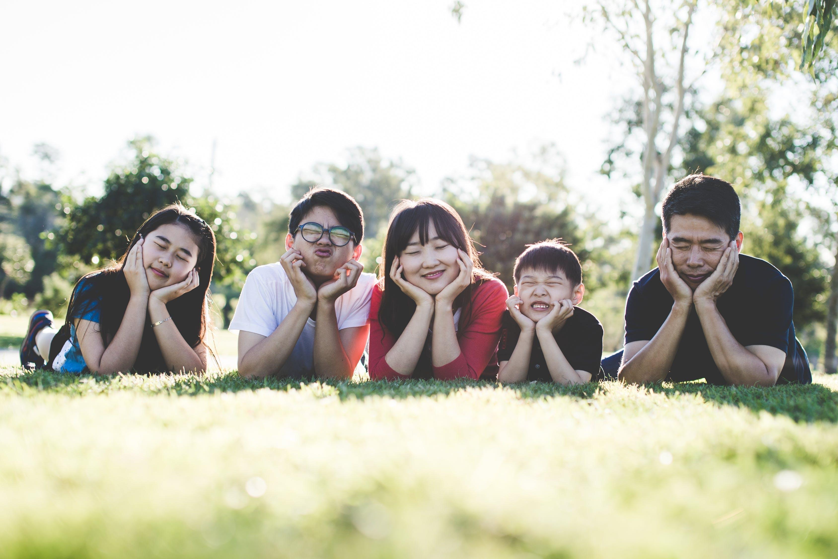 拍摄全家福的意义你知道多少?