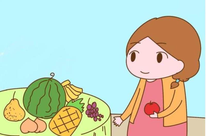 孕期无食欲,这几款水果值得试试