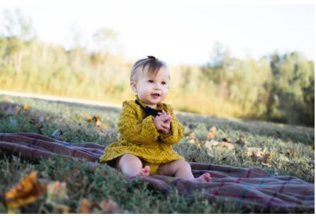 如何在秋天给宝宝拍出好看的照片?