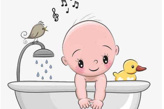 还不知道如何给宝宝洗澡吗?不妨看看